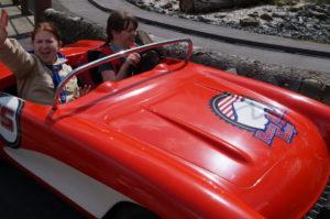 Juffis Auto fahren